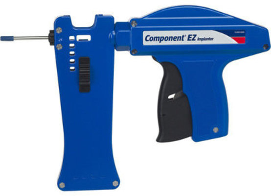 Component EZ Cattle Implant Gun