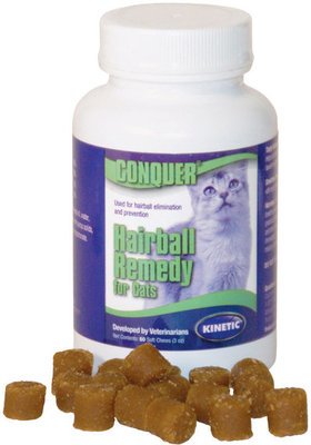 Conquer Hairball Remedy, 60ct