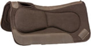 Contour Fit Build-Up Felt Saddle Pad