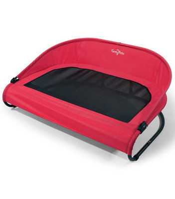 Large Pathfinder Cool-Air Cot, Red