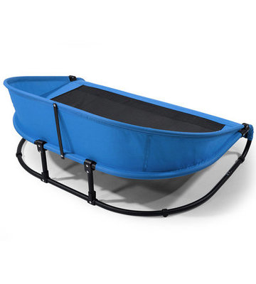 Large Trailblazer Cool-Air Cot, Blue