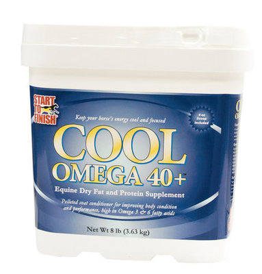 Start to Finish Cool Omega 40+