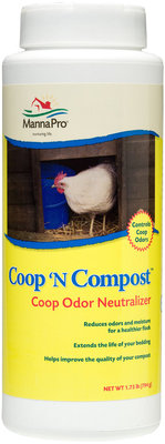 Coop 'N Compost™ Odor Neutralizer, 1.75lb