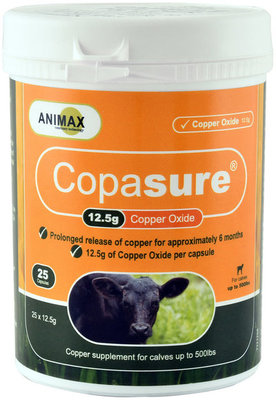 Copasure Bolus for Cattle & Calves