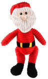 Corduroy Characters Christmas Dog Toy