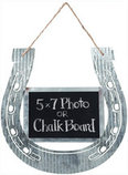 Corrugated Hanging Chalk Frame