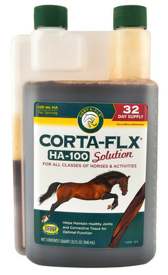 Item No.: OTC-JVET-32251.  Corta-Flx HA-100 Solution, Animal: Horse Category: Health & Wellness, Sub Category: Joint Supplements-Joint Health , 