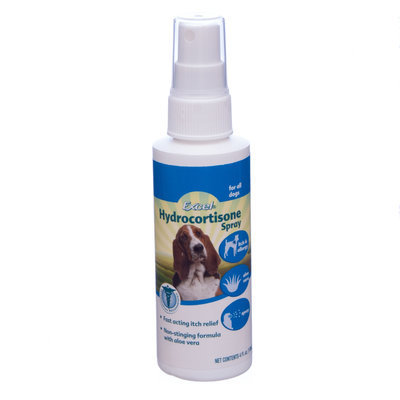 Excel Corti Care Hydrocortisone Spray, 4 oz