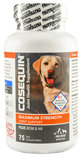 Cosequin Max Strength Joint Support PLUS MSM & HA Chewable Tablet