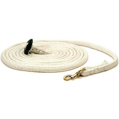 Cotton Lunge Line with stopper