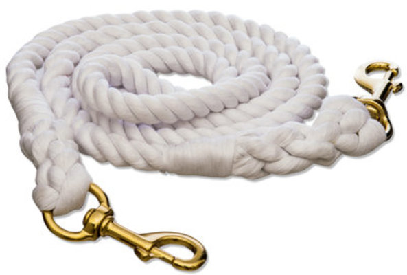 Cotton Roping Rein, 8'