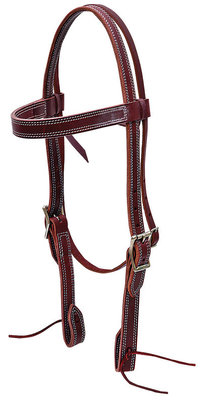 "Court's 1"" Browband Headstall"