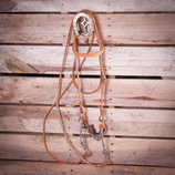 Court's Bridle Set w/ Roping Reins