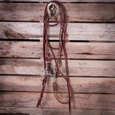 Court's Bridle Set w/ Split Reins