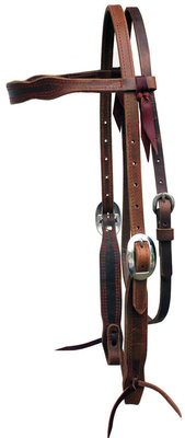 Court's Vintage Shaped Headstall