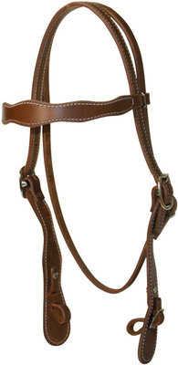 Cowboy Browband Headstall