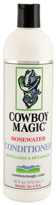 16 oz Cowboy Magic Rosewater Conditioner