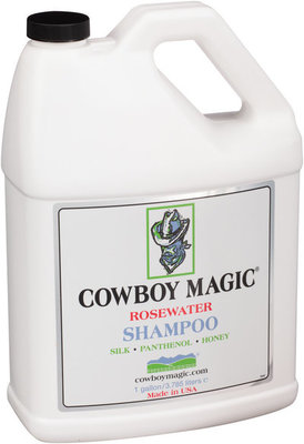 Gallon Cowboy Magic Rosewater Shampoo