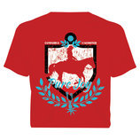 "Cowgirls Unlimited ""Pure Joy"" T-Shirt, Heather Red"