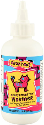 Crazy Little Kitty Wormer, 4 oz