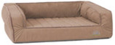 "Crown Supreme Bolster Bed, 32"" x 48"" x 4"""