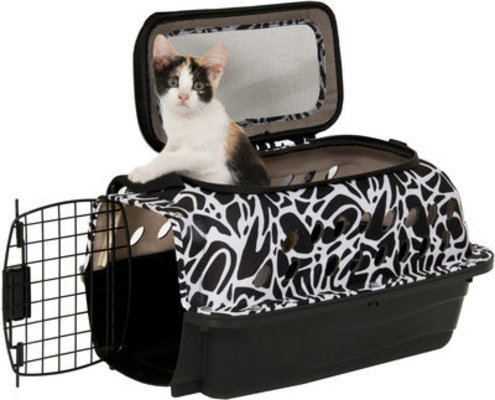 Curvations® Top Load Pet Kennel