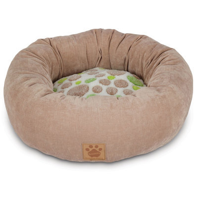 Cute As A Button Donut Bed