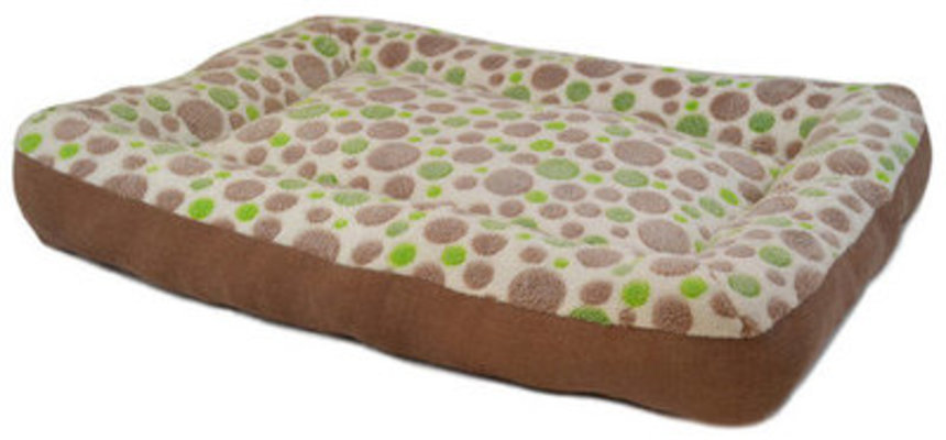 Cute As A Button Low Bumper Bed