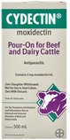 Cydectin Pour-On Wormer for Beef & Dairy Cattle