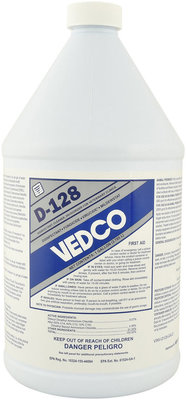 D-128 Disinfectant, gallon