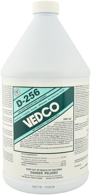 D-256 Disinfectant, gallon
