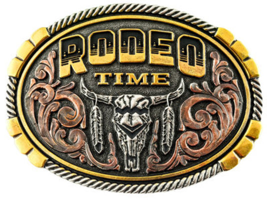 "Dale Brisby ""Rodeo Time"" Belt Buckle"