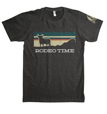 "Dale Brisby ""Sunset Rodeo Time"" T-Shirt"