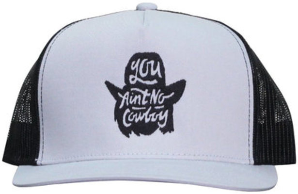 "Dale Brisby Hat ""You Ain't No Cowboy"""