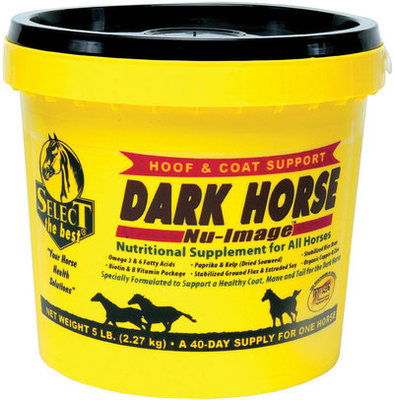 Dark Horse Nu-Image™, 5 lb (40 day supply)