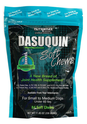 Dasuquin® Soft Chews, Small/Med Dogs (84 count)