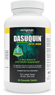 Dasuquin w/ MSM Chewable Tablets for Large Dogs