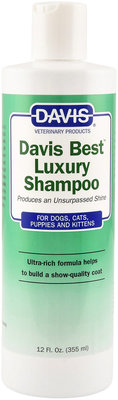 Davis Best Luxury Shampoo
