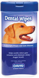 Davis Dental Wipes, 40 count