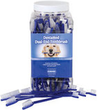 DentaMed Dual-End Toothbrush for Dogs & Cats