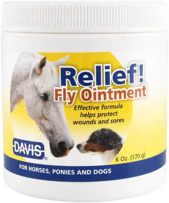 Davis Relief! Fly Ointment, 6 oz