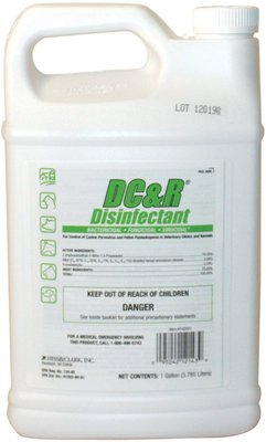 DC&R Disinfectant, Gallon
