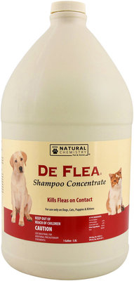 DeFlea Concentrated Shampoo for Pets (Gallon)