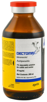 Dectomax® Injectable, 200 mL