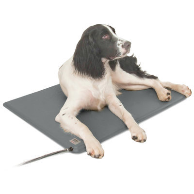 "Medium Deluxe Lectro Kennel, (16.5"" x 22.5"")"