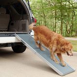 "Deluxe Telescoping Pet Ramp (39"" x 17"" x 4"")"