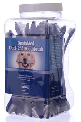50 count Dual-End Toothbrushes