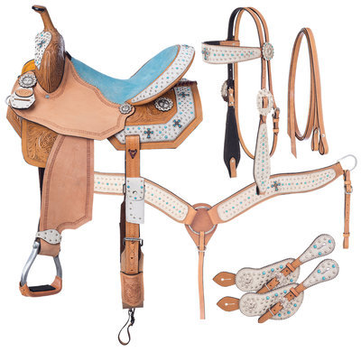 Desert Hope Saddle & Tack Collection