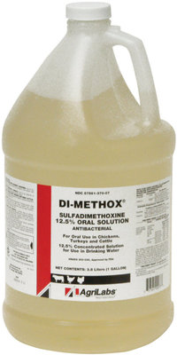 Di-Methox (12.5%) Drinking Water Solution
