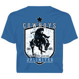 """Diamond Bronc"" Short Sleeve T-Shirt"